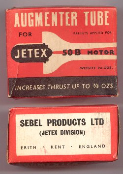 Jetex 50 augmenter tube kit (Sebel)