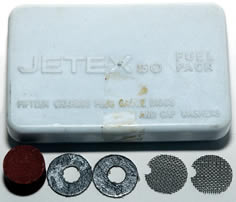 Jetex 50 fuel pack
