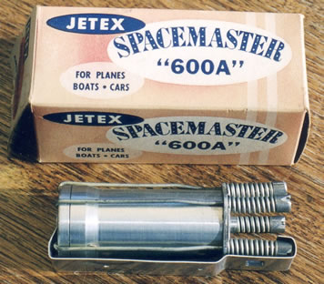 Jetex Spacemaster 600A