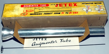 Jetmaster augmenter tube kit